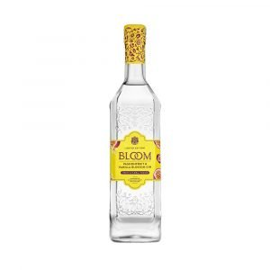 Floraal en zoet, BLOOM Passionfruit & Vanilla Blossom Gin, Alles over gin.